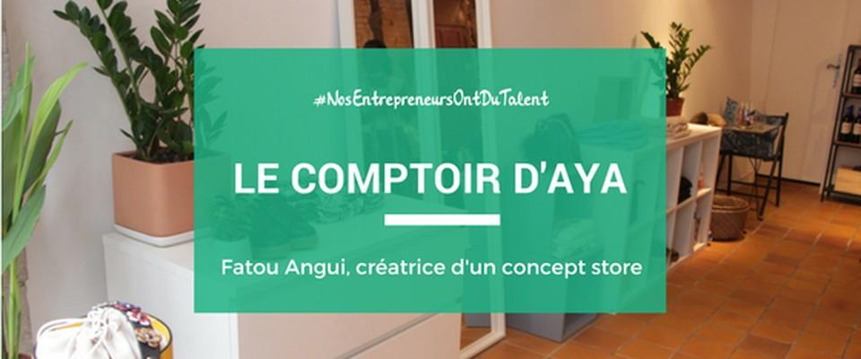 Le comptoir d'Aya : le concept store Bayonnais
