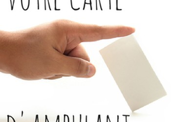 3 questions sur la carte d'ambulant