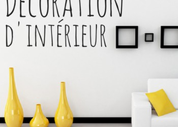 La d coration d 39 int rieur en auto entrepreneur for La decoration d interieur