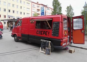 Holy crêpe : le food truck breton en Finlande