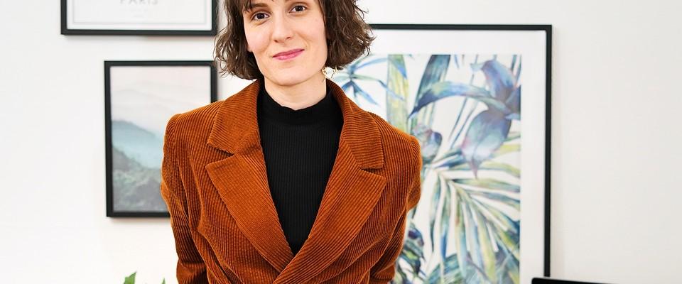 Portrait de Fanny, consultante en communication